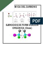 formulacion organica
