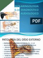 Medios de Diagnostico en Audiologia