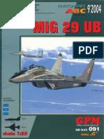 MiG 29 UB