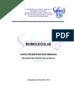 BIOMOLECULAS Corregido Noviembre 2012
