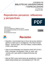 Repositorios Peruanos LibioHuaroto