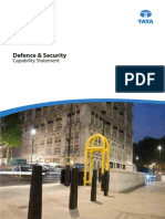Defence and Security Capability Statement