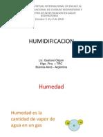 Humidificacion