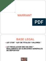 el-warrant