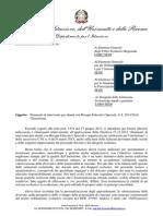 NOTA MIUR -CHIARIMENTI_ Strumenti Di Intervento Per Alunni Con BES_ a.S. 2013-2014.