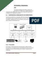 Tema 0 Computadores y Programas
