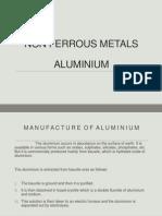 Aluminium, Alloys and Products