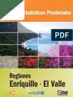Perfiles Estadísticos Provinciales