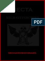 """NECHAYEVSHCHINA """"SECTA""""- NECHAYEVSHCHINAED."""
