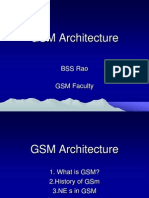Architecture of GSM for e2 to e3.ppt