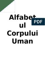 Alfabetul Corpului Uman