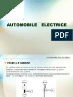 Automobile Electrice