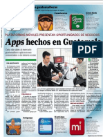 Apps hechos en Guatemala