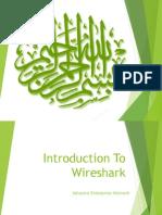 Wireshark Presentation