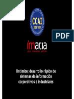 Desarrollo Rapido de Sistemas de Informacion Corporativos e Industriales