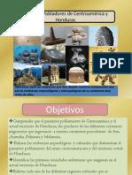 Los Primeros Pobladores Del Istmo Centroamericano