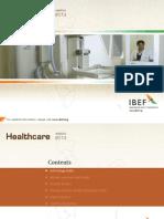 Healthcare IBEF