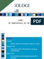 Imunologi Dasar Yarsis Revisi