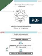 Modelos de Competencias13