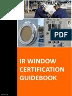 IR Window - Certification Guidebook