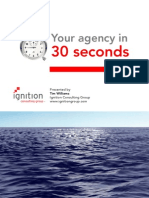 Your Agency in 30 Seconds