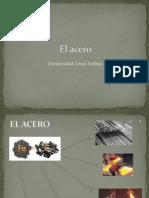 Monografia Del Acero Powerpint