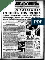 Solidaridad Obrera 19360911