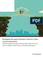 JPMorgan CorporateFinanceAdvisory InterestRatesAnd
