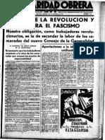 Solidaridad Obrera 19360930