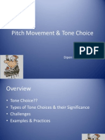 ITA_Pitch Movement & Tone CHoice