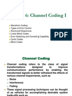 DC Channel Coding