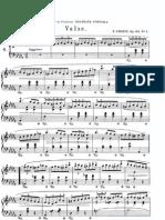 Chopin Waltz 64-1