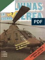 Malvinas La Guerra Aerea Nro 07