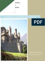 Arquitetura Romanica Dos Castelos