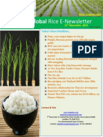 13th November 2014 Daily Global Rice E-Newsletter by Riceplus Magazine