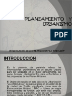 Planiamiento y Urbanismo Final Exp.
