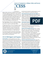 ICE Fact Sheet - ACCESS (08/07)