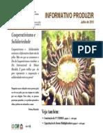 Informativo Produzir Julho 2013