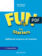 FunForStarters PED ExtraResources