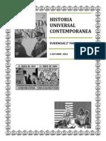 Historia Univerasl Contemporanea