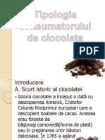 Piata consumatorilor de ciocolata