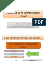 Fisiología de La Diferenciación Sexual