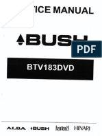 Bush, Btv 183dvd