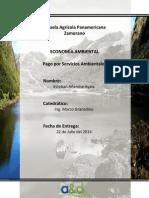 PSA en el Ecuador