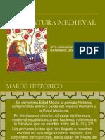 Literatura de La Edad Media
