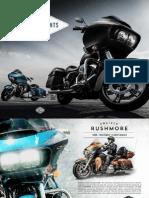 Catalogo Harley Davidson 2015