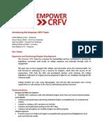 Empower CRFV