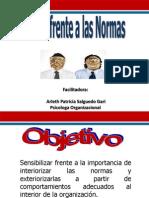 ACTITUD FRENTE A LAS NORMAS.ppt
