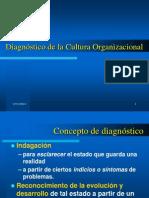 Diagnostico La Cultura Organizacional