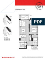Mercer by Cressey All Floor Plans Mike Stewart Vancouver Presale Condo Realtor